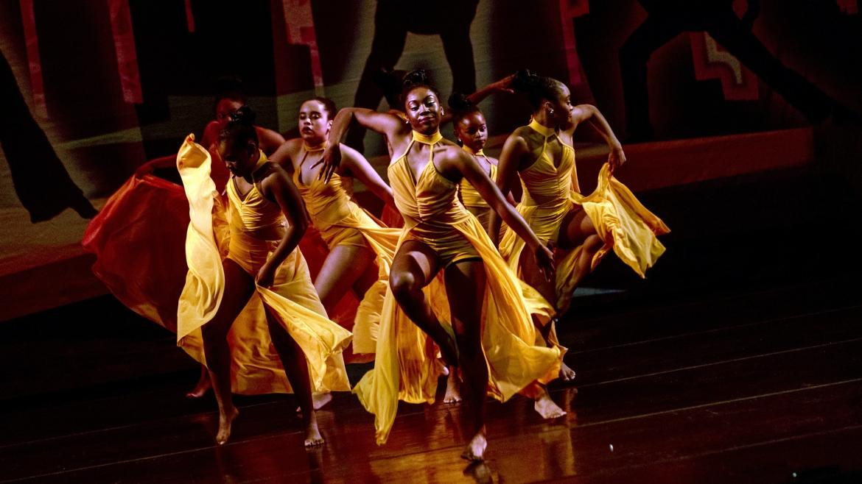 DTH Pre – Professional Dance Company